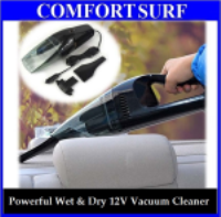 Portable Powerful 65 Watt Wet & Dry 12V Car Vacuum Cleaner