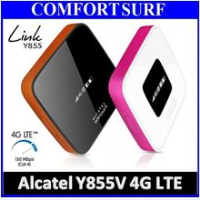 150Mbps Alcatel Y855v 4G LTE Full Band LTE Mifi Wireless Router Broadband Modem