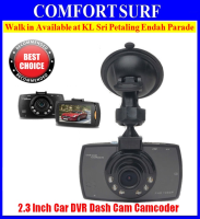 Car DVR Camera Dash Cam Video 2.3 LCD Car Cam Recorder