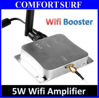 5W Wifi Signal Booster Broadband Amplifier for 2.4GHz Wireless WiFi