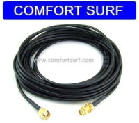 5M RP-SMA Extension Cable for Wi-Fi Antenna / Router