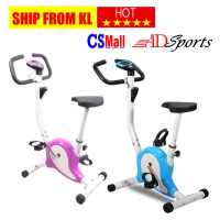 Vertical-Type Super Silence Gym / Fitness Equipment Exercise Bicycle Cycling Bike