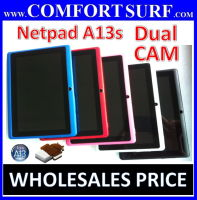 Netpad A13s Dual Camera A13 1.0GHz Android 4.2 Jelly Bean Tablet PC