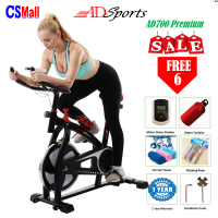 ADSports AD700 Premium Home Gym Fitness Spinning Bicycle Cycling Exercise Bike