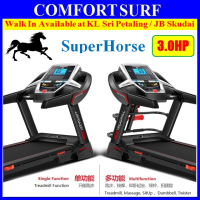 "Genuine 3.5HP SuperHorse AD-A918 Treadmill 5"" 7"" 10"" LCD Home Fitness Gym Running Treadmill Equipment"