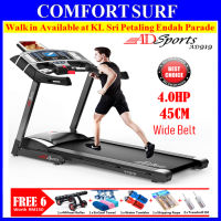4.0HP ADSports AD919 Motorize Electric Treadmill 61CM Wide Running Platform