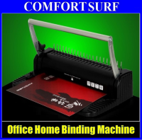 CSMall Office / School / Home Comb Binder Binding Machine + Free Gift