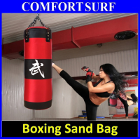 80 / 100 / 120cmTraining Fitness MMA Boxing Heavy Sand Punching Bag Buy 1 Free 3