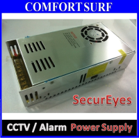SecurEyes CCTV Power Supply 12V 30A 360W Centralize Power Supply