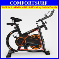 CHISLIM Q001 Sporty Home Gym Fitness Spinning Bicycle Cycling Exercise Bike
