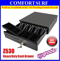 Z530 Heavy Duty 5 Segment Metal POS Cash Drawer with Keylock RJ11