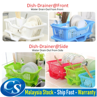 TOP Kitchen Sink Dish Drainer Drying Rack Washing Holder Basket Storage Organizer
