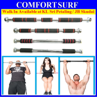 Top Grade Heavy Duty Pull Up Door Way Gym Chin Up Bar Doorway Exercise Fitness Workout