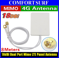 4G 3G LTE Flat plate Panel directional antenna 1710-2690MHz 18dbi Mimo System