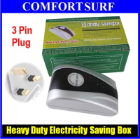 Original 3pin Heavy-Duty Electricity Saving Box Energy Saver UK 15KW (Real) 25KW 36KW