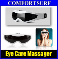 Eye Care Massager Magnetic Acupuncture Gently Vibrating Rest & Relax Machine