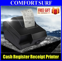 New GPrinter GP-58L POS Cash Register Receipt Thermal Printer + Free Gift