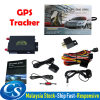 TK1065A GPS105A Real Time Vehicle Car Truck Bus GPS Tracker System /w Off Engine Oil Function TK105 RFID Tracker