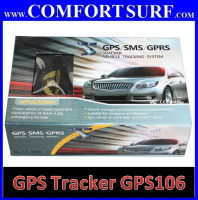Original GPS106A Real Time GPS Tracker System /w Off Engine Oil Function