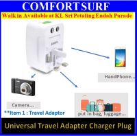 Universal Travel Adapter Plug International Charger adapter