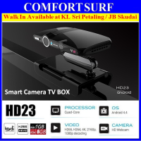 NEW HD23 Android 4.4.2 TV BOX Allwinner H3 Quad Core 1G/8G WIFI 1080P HDMI 2.0MP Camera