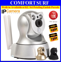 Wide Angle 960P / 720P HD P2P Wireless CCTV IP Camera PIR Motion Sensor + IR Night Vision