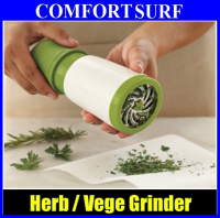 Herb / Vege / Mushroom Grinder Minces Quickly and Smoothly Slap Chop