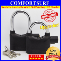 ORIGINAL Kinbar SIREN ALARM PADLOCK for DOOR/Motor/Bike/Car Anti-Theft Security Alarm