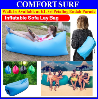 Portable Inflatable Wind Hangout Camping Lazy Bed Bag Lamzac Sofa Lounge Sleeping Air Bed