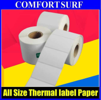 All Size Quality Barcode Label Thermal Paper for Thermal Printer Printing