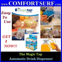 Magic Tap-The Spill Proof Automatic Drink Dispenser For Bottles