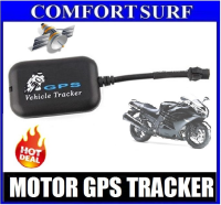 Latest GPS Vehicle Alarm Tracker Positioning Locator