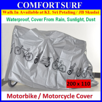 Motorcycle Motorbike Cycling Scooter Garage Waterproof Rain Dust Sunlight Cover