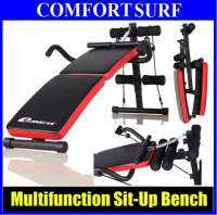 OK-005 Professional Multifunction Foldable Gym Fitness Sit Up Bench Chair Ultimate Version