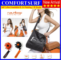 Fashion Nautiloop Folding Portable Reusable Eco Shopping Carry Bag