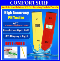 Digital PH Meter / Water / Aquarium Tester Kit with Casing Box + FREE Buffer Solution