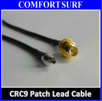 SMA Female to CRC9 Patch Lead Adapter Cable