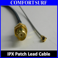 SMA Female to IPX Patch Lead Adapter Cable