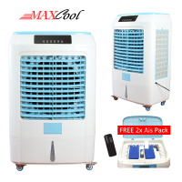 MaxCool Air Cooler QF-50 Heavy Duty Evaporative Swamp Honeycomb Air Cooling Fan System