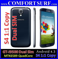 "4.8"" Samsung Galaxy S4 1:1 Copy Advanced Dual Sim Android 4.2.9 GPS SmartPhone"
