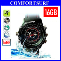 LATEST 16GB New Super High Definition SPY Video Hidden Camera Watch Mini DVR
