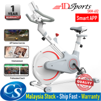 ADSports SKM-612 Professional Smart APP Home Gym / Fitness Equipment Spinning Bicycle / Cycling Exercise Bike