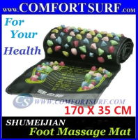 SHUMEIJIAN Healthy Foot Acupressure Reflexology Massage Mat