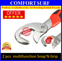 Multifunction Professional Tools Wrench Spanner Snap  N Grip Adjustable tools