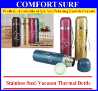 Latest New Design 500ML Stainless Steel Vacuum Thermal Bottle Thermos Warmer Bottle Insulation Water Bottle