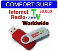 USB Internet TV Radio Dongle