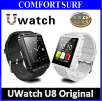 Original Uwatch U8 Bluetooth 1.48 inch Touch screen Smart watch For ANDROID iphone