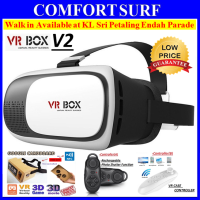 VR Box 2nd Enhanced Generation VR Gear 3D VRBOX VER 2 VR360 V2