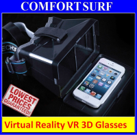 NEW ALX Virtual Reality VR 3D Glasses Smart Phone Google Cardboard Cinema