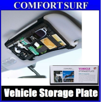 Multifunctional Vehicle Storage Plate Grid It Elastic for Accessories Car Organized